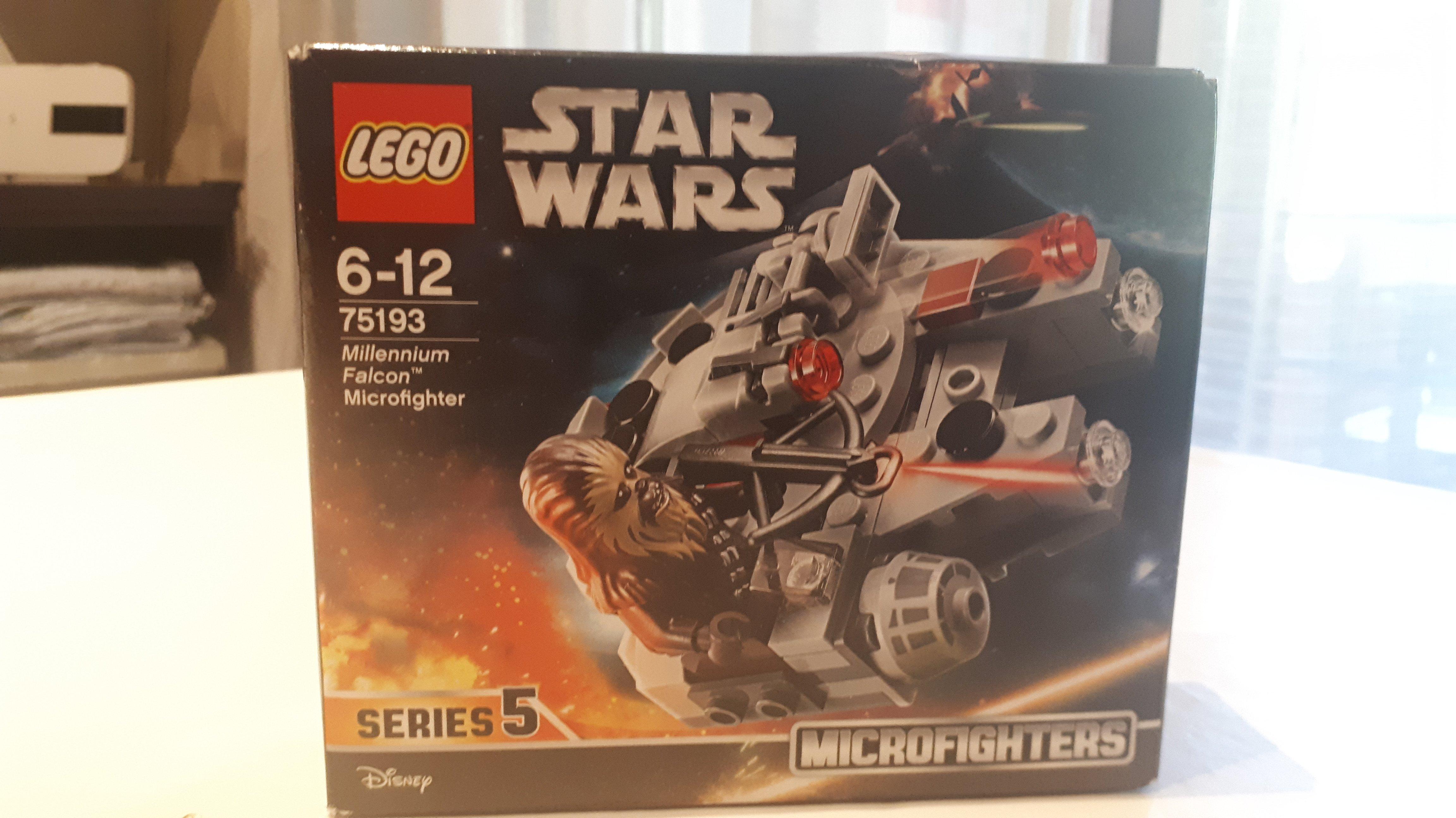 Lego Star Wars – Microfighters Millennium Falcon