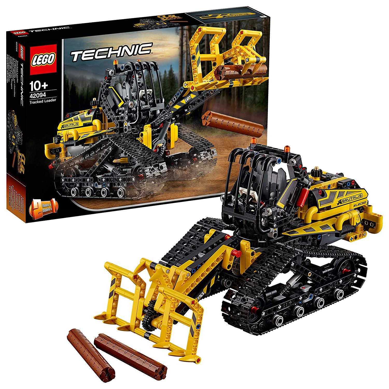 LEGO Technic – Ruspa cingolata