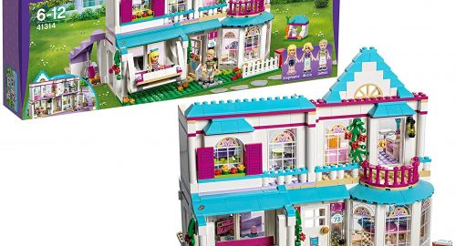 LEGO Friends – La Casa di Stephanie