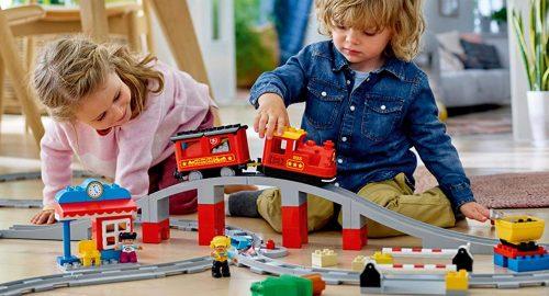 I set treni Lego Duplo