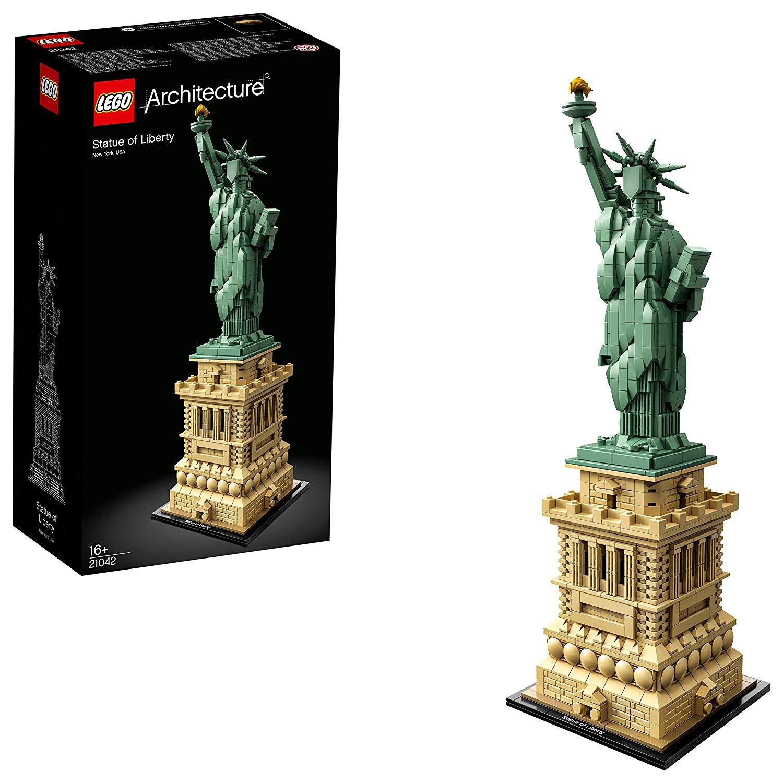 LEGO Architecture Statua della Libertà