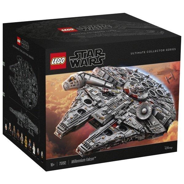 Lego Star Wars – Millennium Falcon UCS