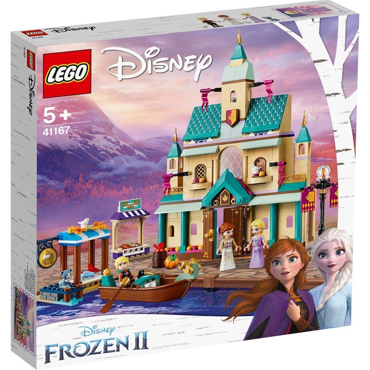 Annunciati i nuovi set Lego Frozen 2