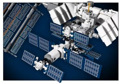 Lego Ideas Stazione Spaziale Internazionale