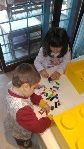 Bambini Lego