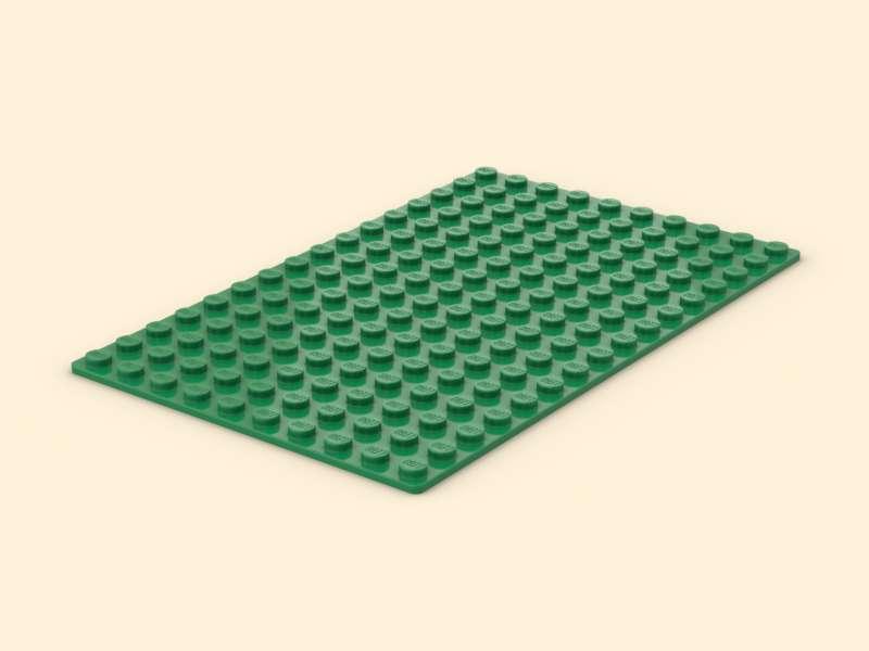 Baseplate 10x16