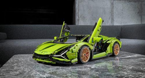 Presentata la nuova LEGO Technic Lamborghini Sián FKP 37!!