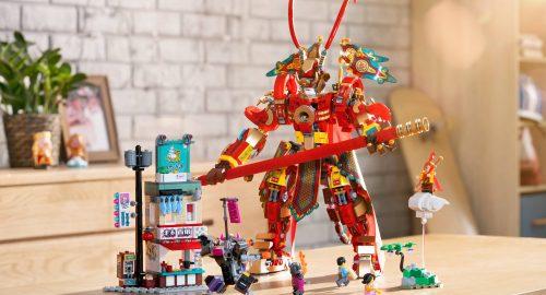 Lego Monkie Kid: il nuovo tema appena pubblicato!
