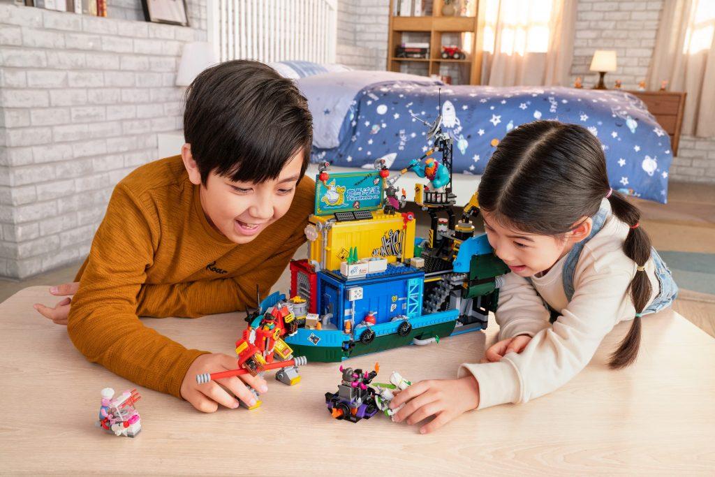 Lego Monkie Kid