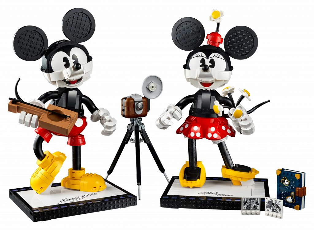 Lego Disney Topolino e Minnie