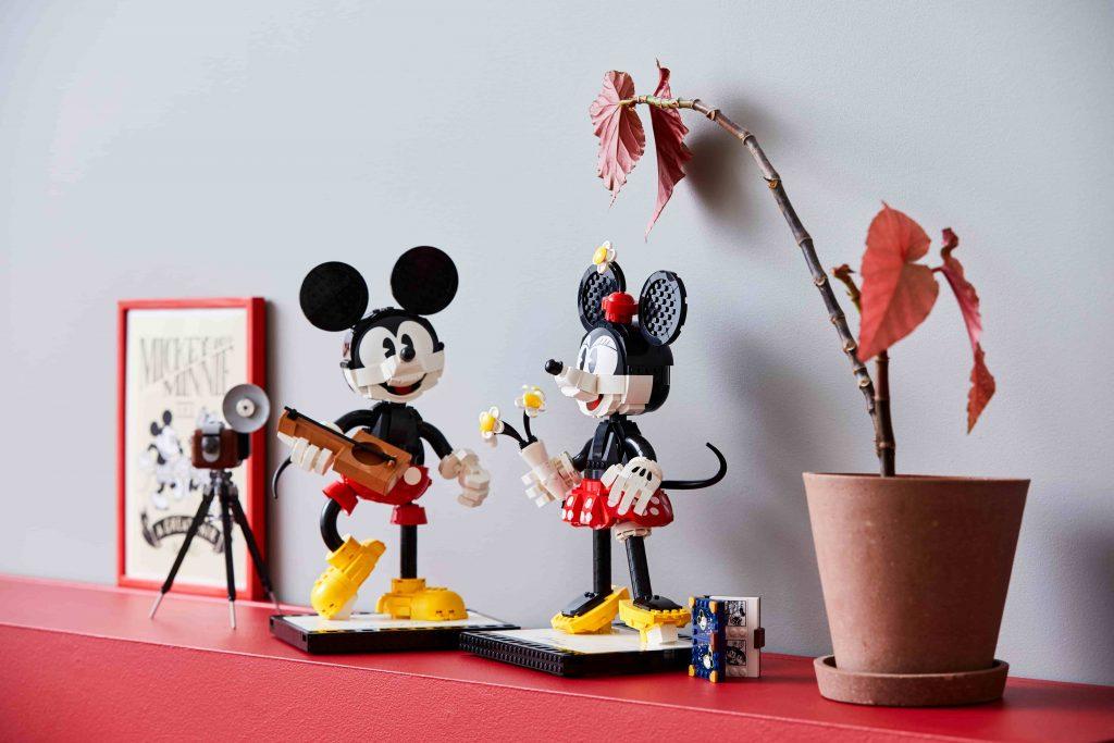 Lego Disney Topolino e Minnie