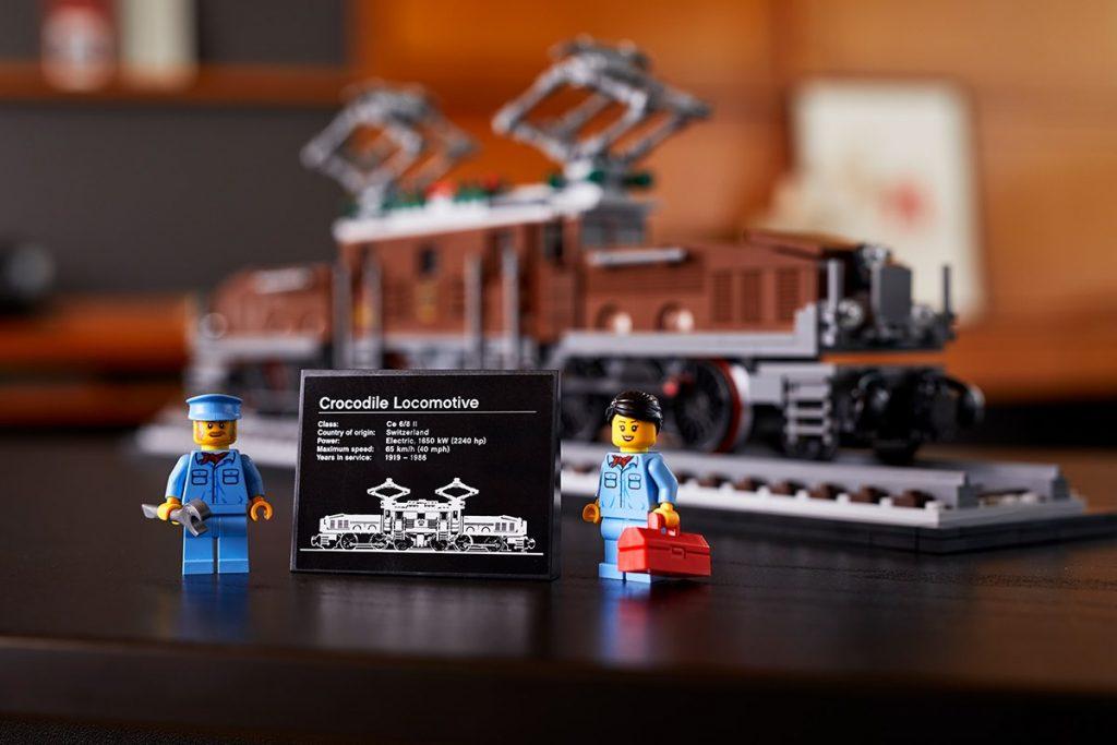minifigures Lego 10277