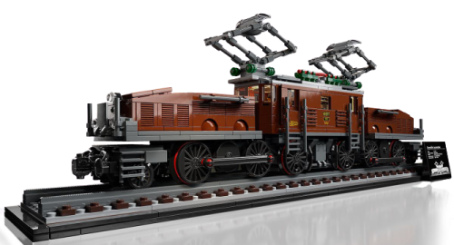 Lego Locomotiva Crocodile disponibile da domani!