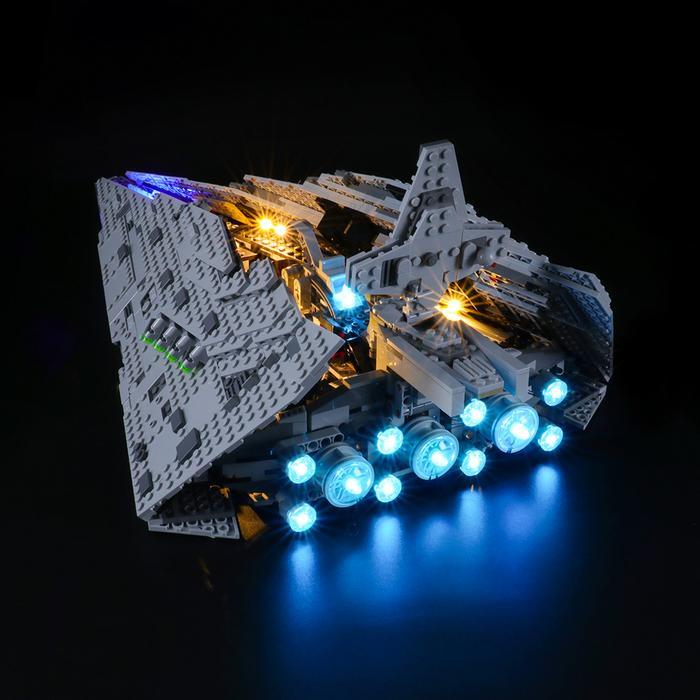 Lightailing.com - luci led 75190