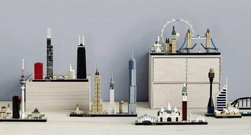 Lego Architecture: tutto il mondo in casa tua