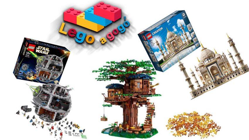 set Lego fuori produzione 2020