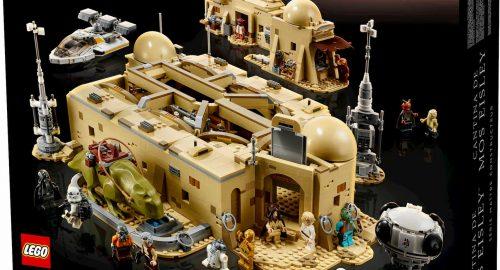 Lego Star Wars Taverna Mos Eisley