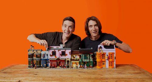 Finalmente in vendita il nuovo set Lego Diagon Alley!