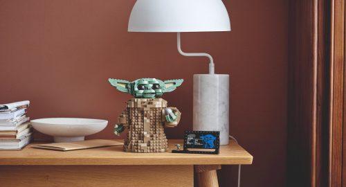 Lego Star Wars Baby Yoda in uscita dal 30 ottobre!