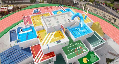 Annunciata la collaborazione tra Lego e Adidas