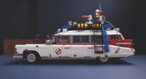 Lego Ghostbusters ECTO-1 in arrivo dal 15 Novembre!