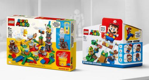 Lego Super Mario: nuovi set disponibili dal 26 Dicembre!