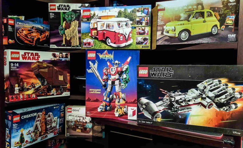 copertina raccolta punti Lego