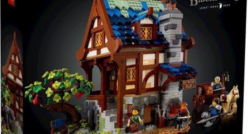 LEGO Ideas Medieval Blacksmith: uscita prevista per il 1 Febbraio