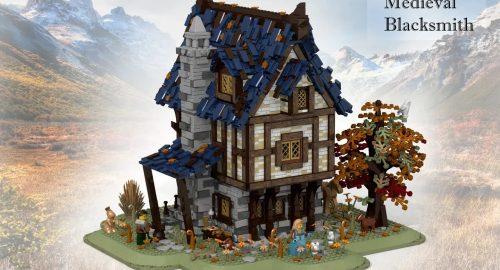LEGO Ideas Medieval Blacksmith: uscirà a breve?