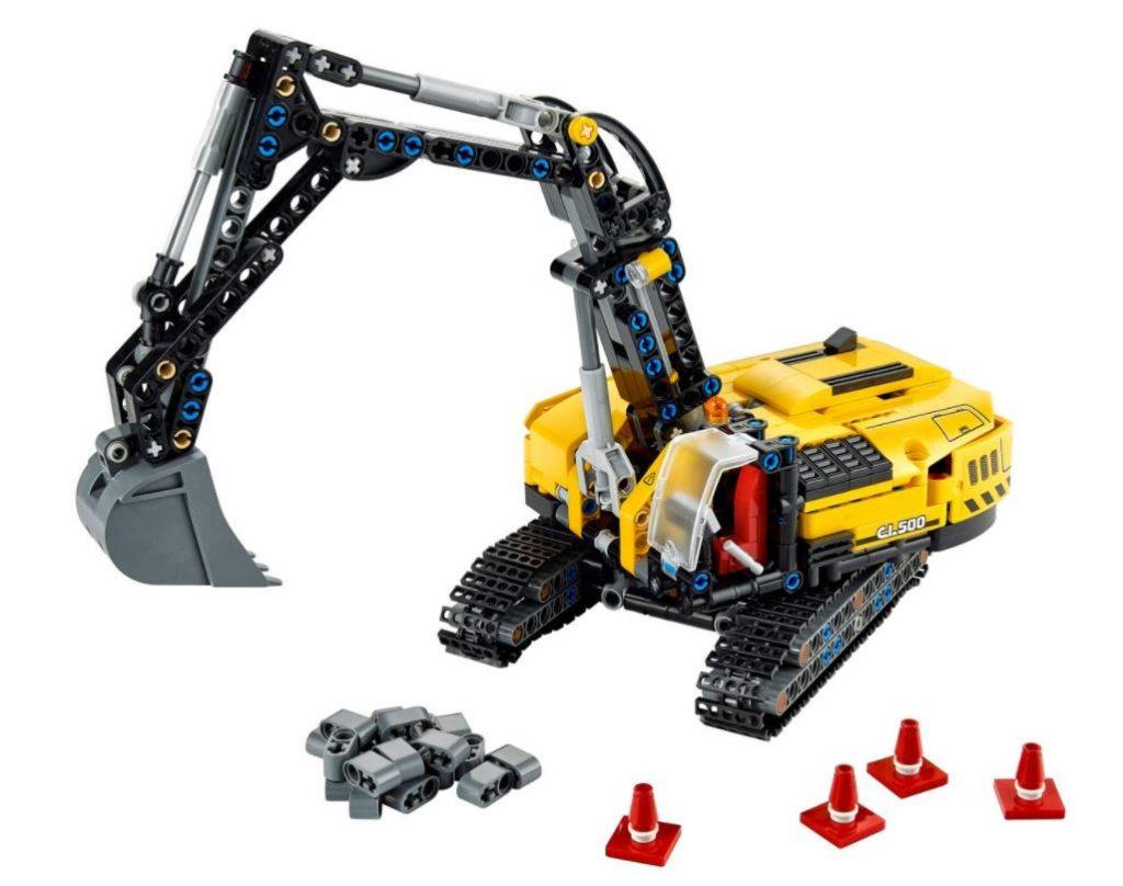 Escavatore pesante