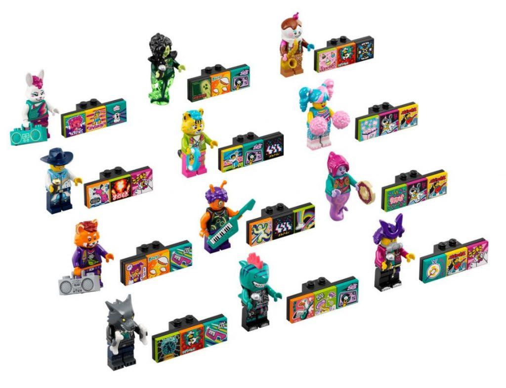 Lego Bandmates novità marzo 2021
