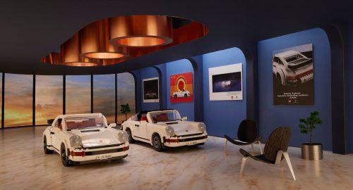 Lego Porsche 911 disponibile dal 16 febbraio nelle versioni Turbo e Targa