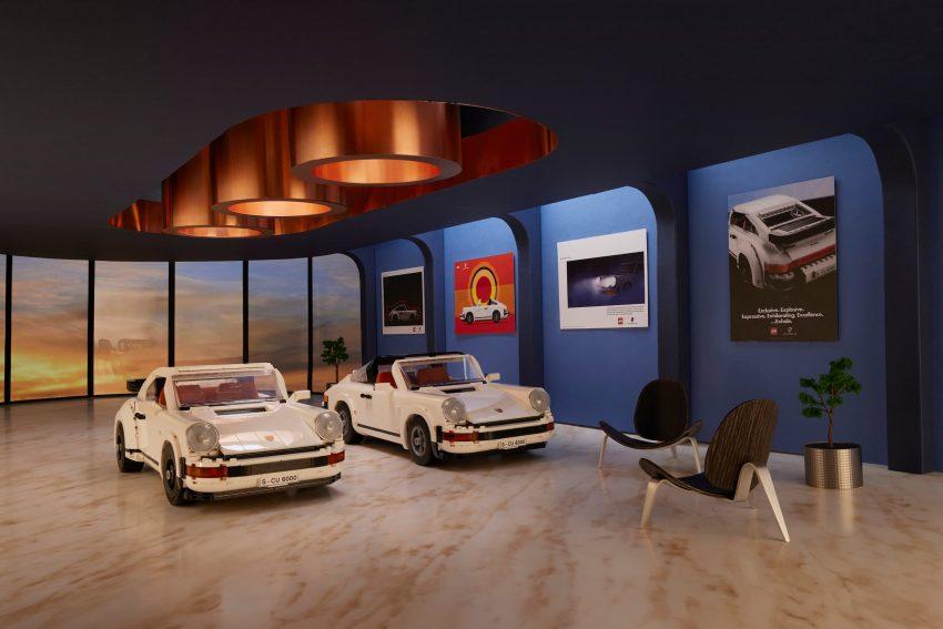 Lego Creator Porsche 911 Turbo e Targa