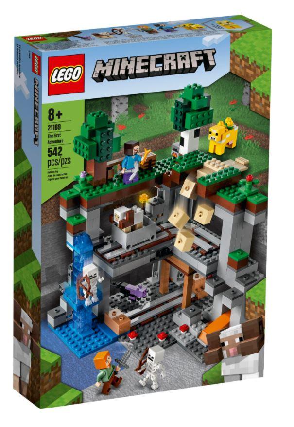 Lego Minecraft La prima Avventura