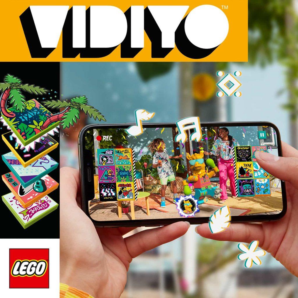 Lego Vidiyo