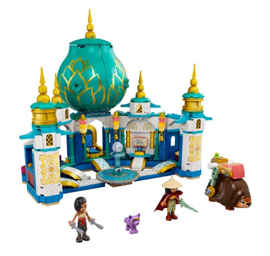 Raya e il Palazzo del Cuore