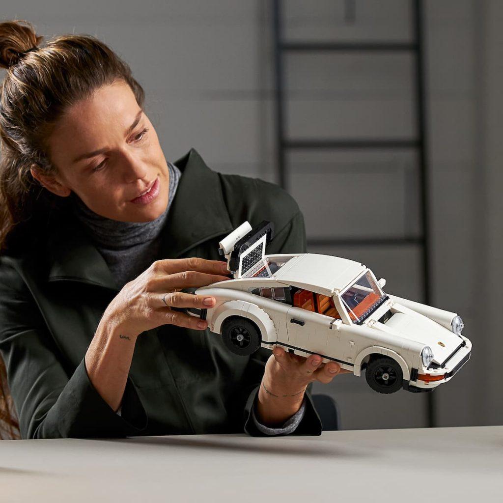costruzione Lego Porsche 911