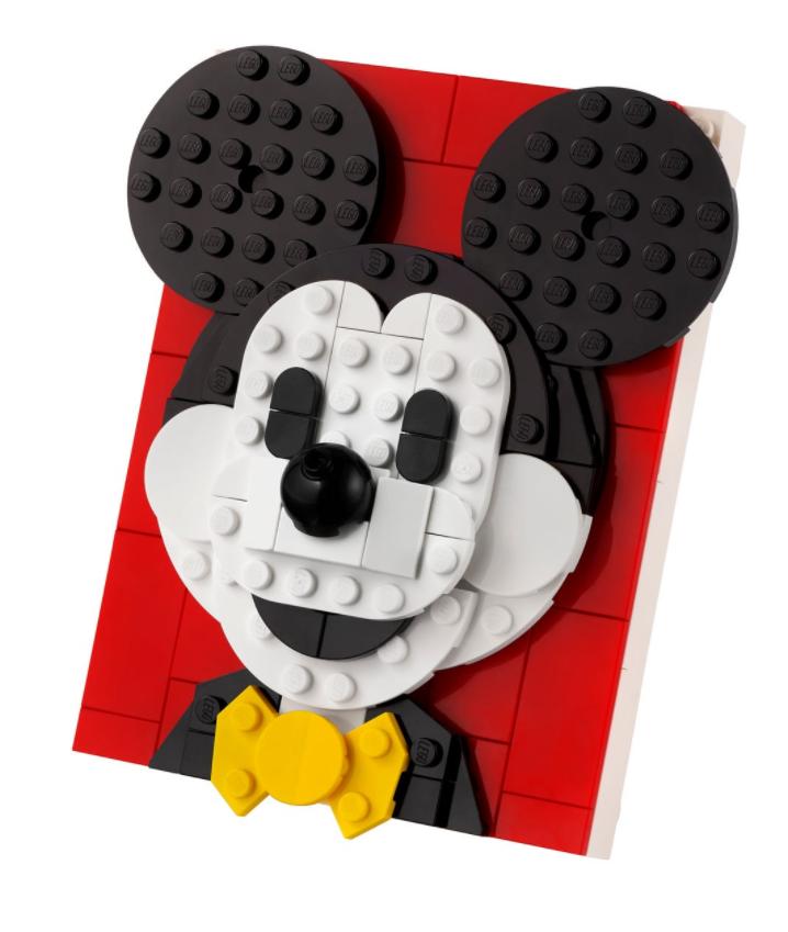 Lego Brick Sketches Topolino - novità Marzo 2021
