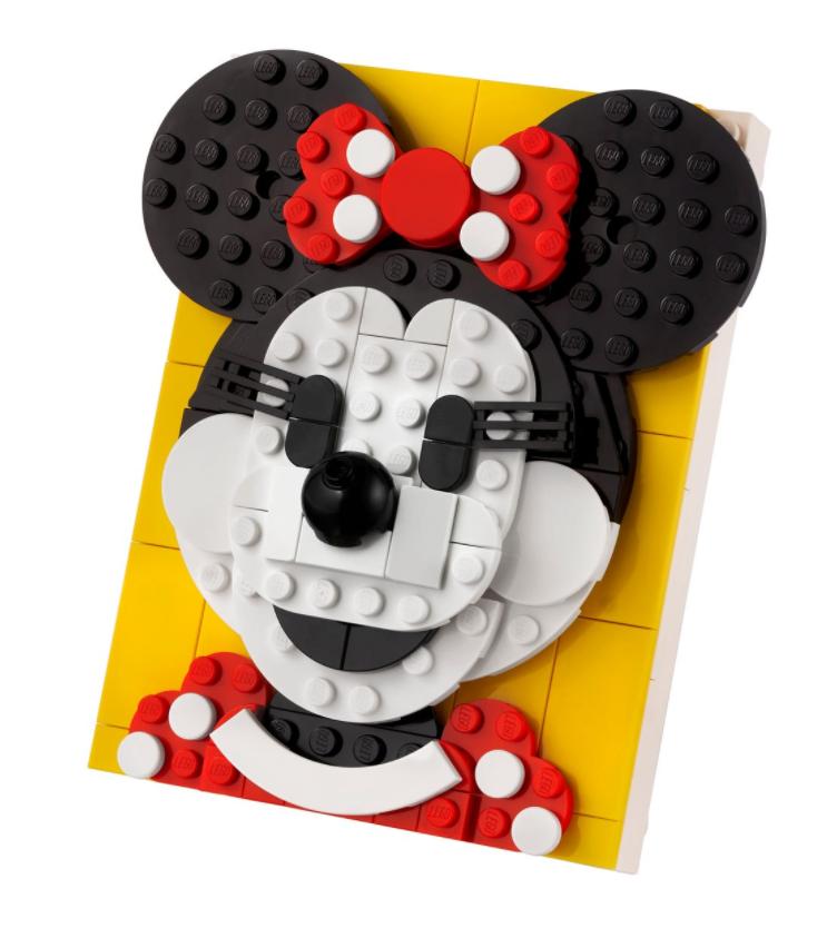 Lego Brick Sketches Minnie - novità Marzo 2021