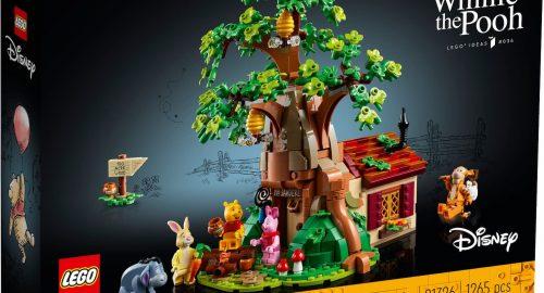 Lego Ideas Winnie The Pooh, in vendita dal 18 Marzo sul Lego Shop!