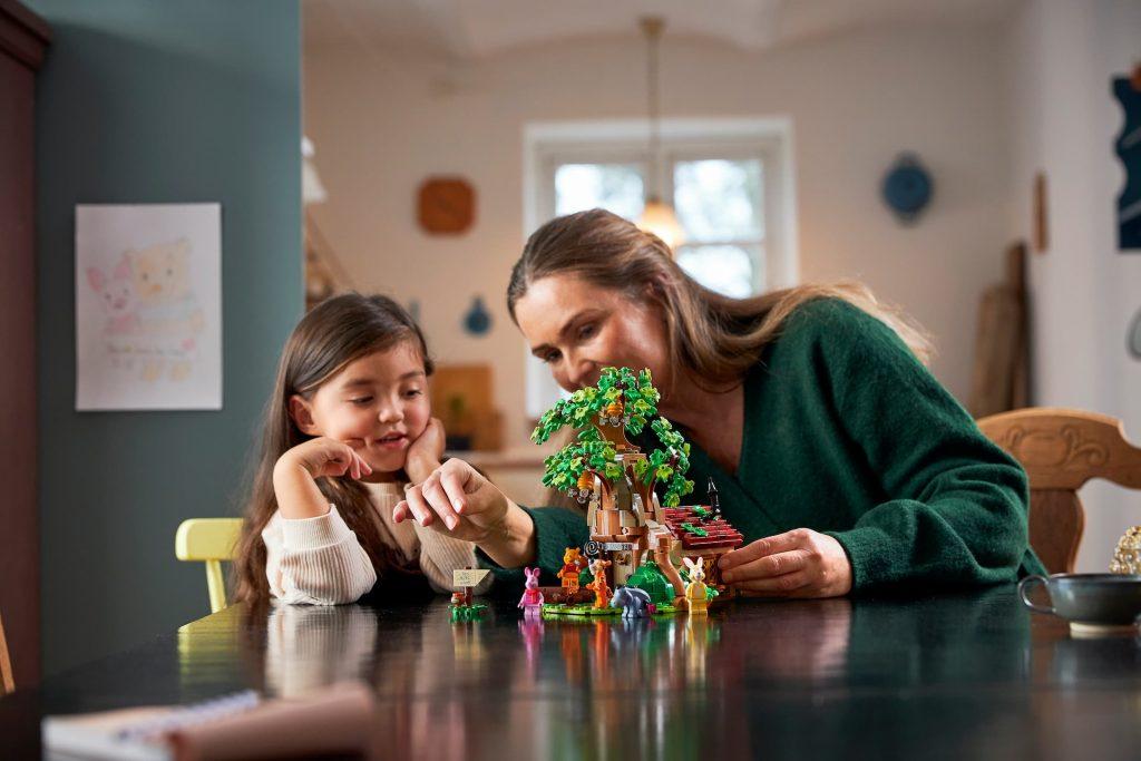 Lego Ideas Winnie The Pooh