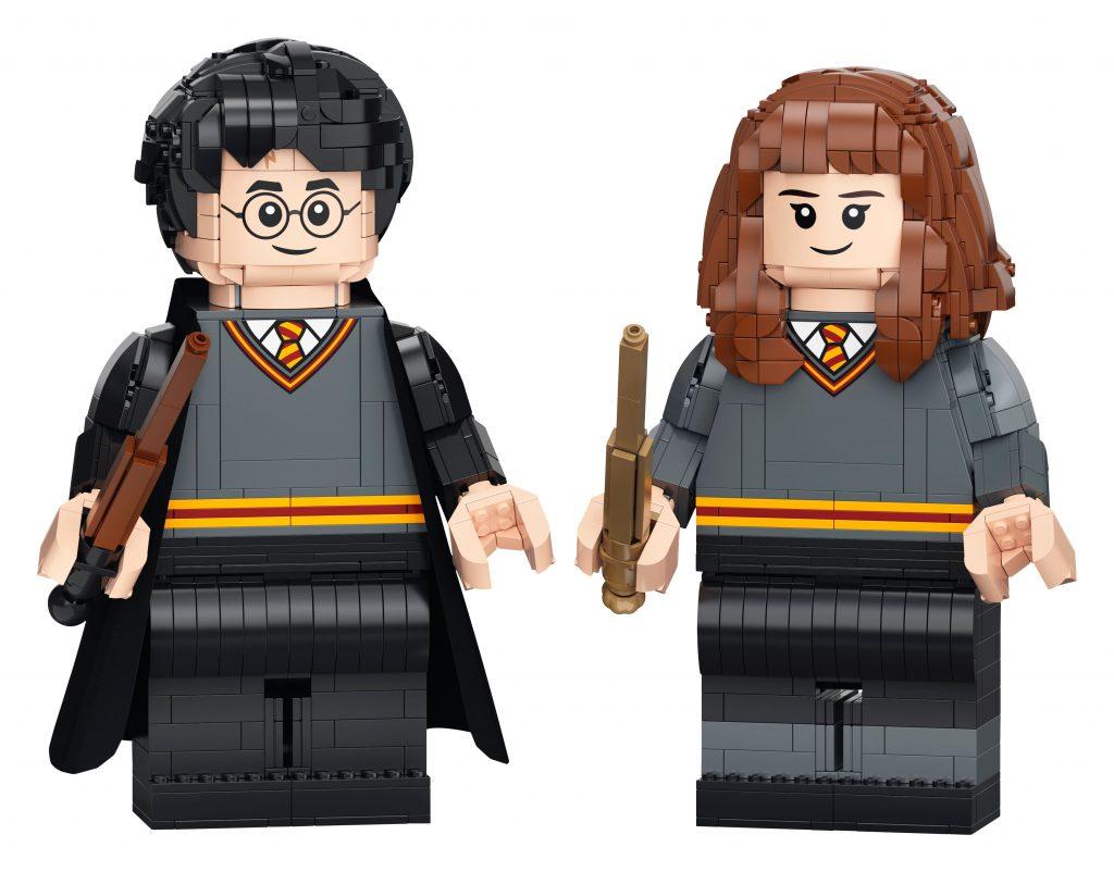 Harry Potter e Hermione Granger