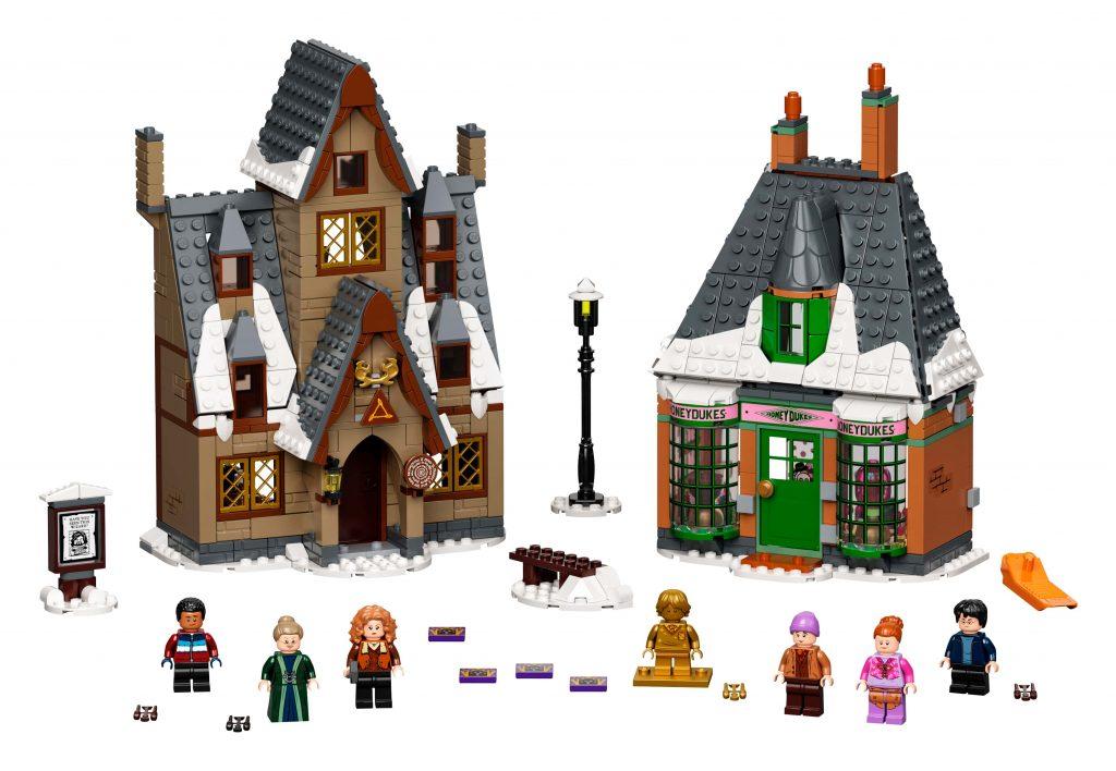 Visita al villaggio di Hogsmeade