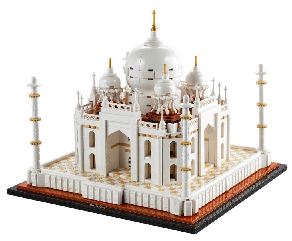 Lego Architecture Taj Mahal novità giugno 2021