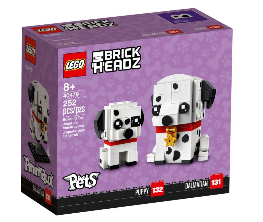 Lego BrickHeadz Dalmata 40479