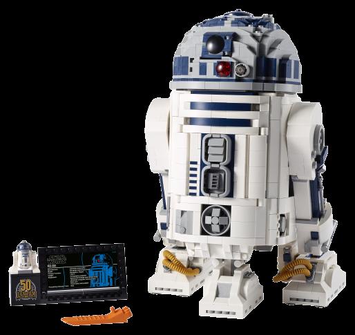 Lego Star Wars R2-D2 UCS