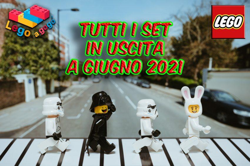 Novità Lego Giugno 2021