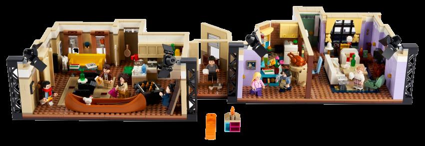 nuovo set lego friends montato
