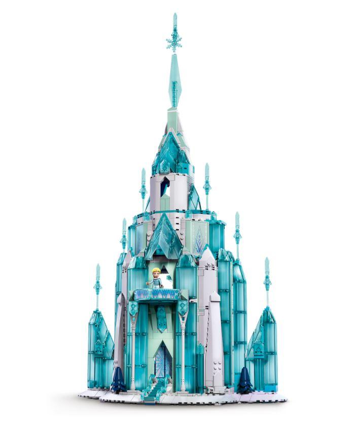 Castello di ghiaccio fronte novità Luglio 2021