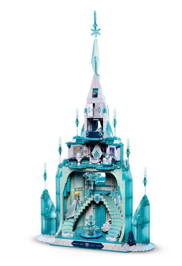 Castello di ghiaccio retro novità Luglio 2021